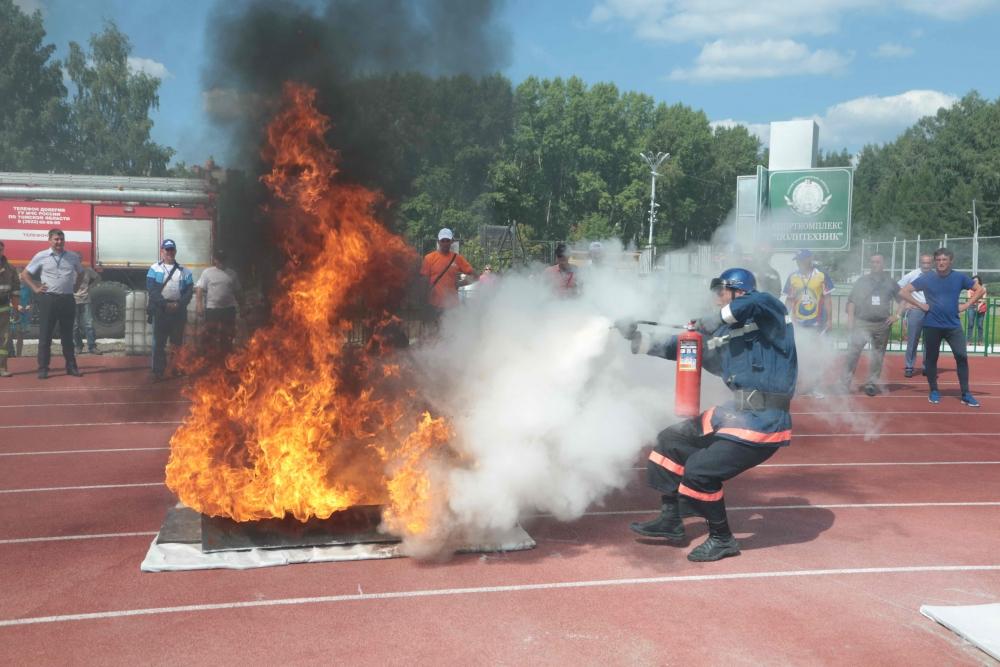 Соревнования на звание «Лучший расчет добровольной пожарной дружины ПАО «Транснефть» (3-4 августа 2016 года)