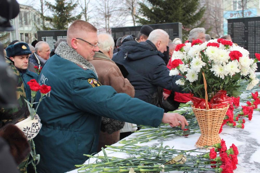 День памяти о россиянах, исполнявших служебный долг за пределами Отечества-