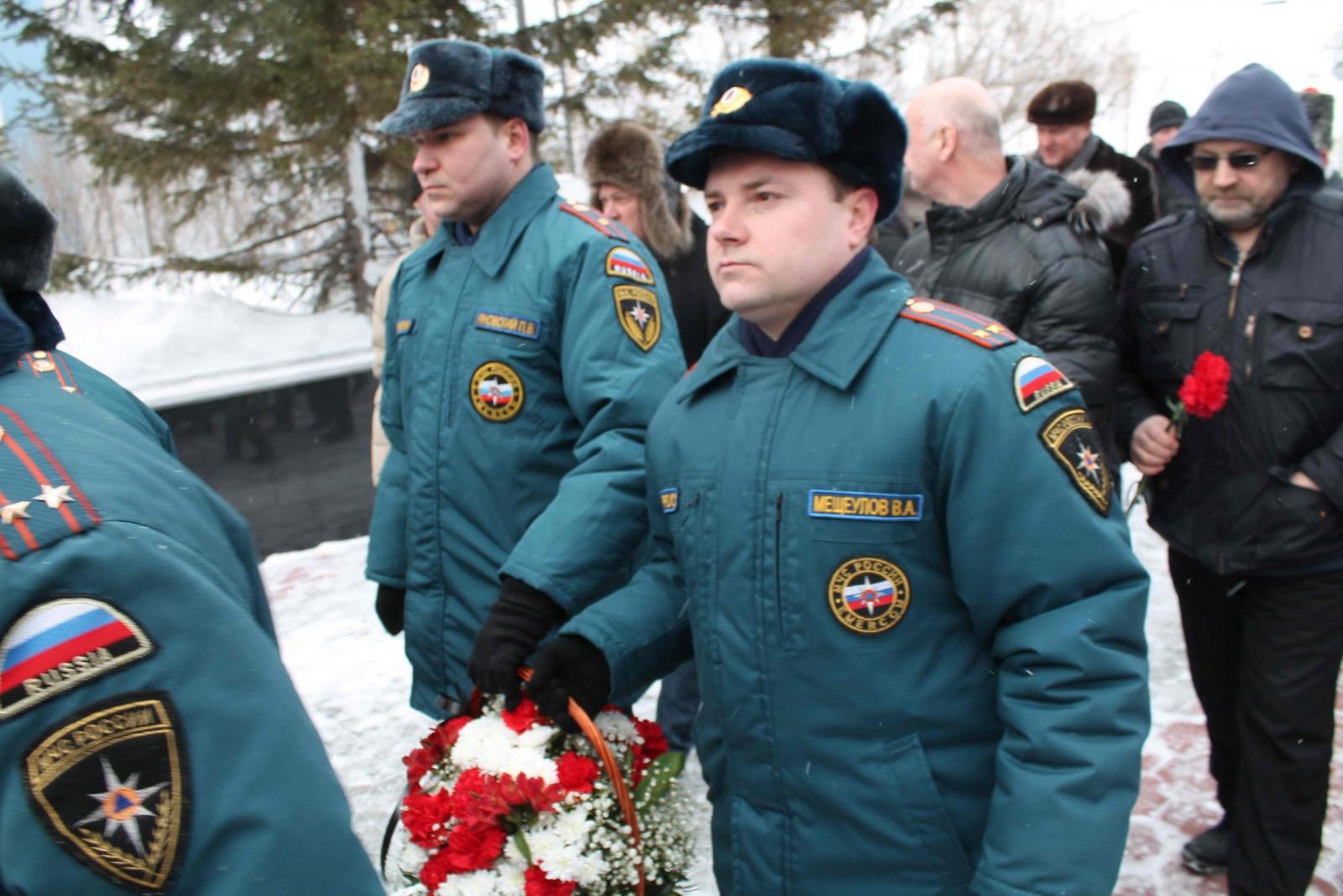 День памяти о россиянах, исполнявших служебный долг за пределами Отечества, 15 февраля 2015 года