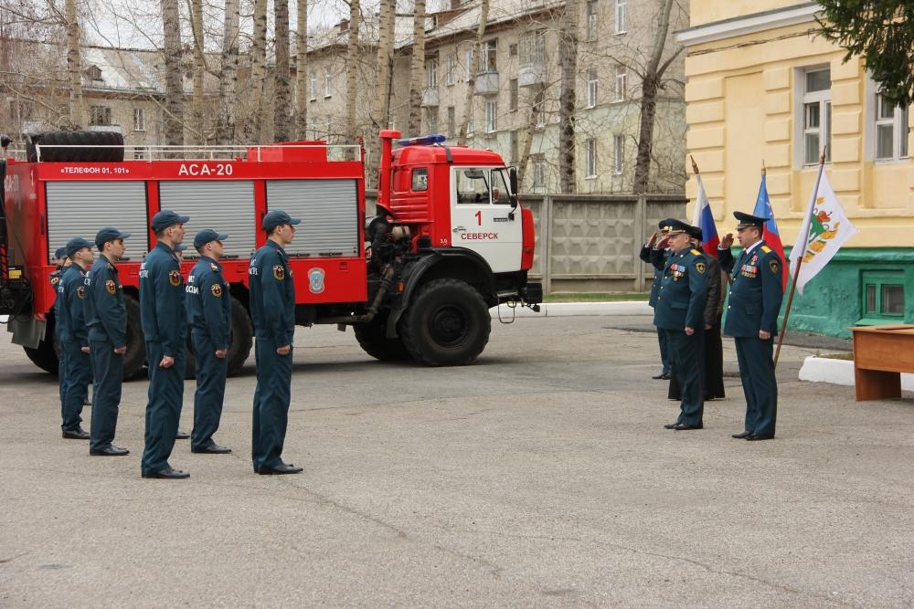 368-я годовщина пожарной охраны России