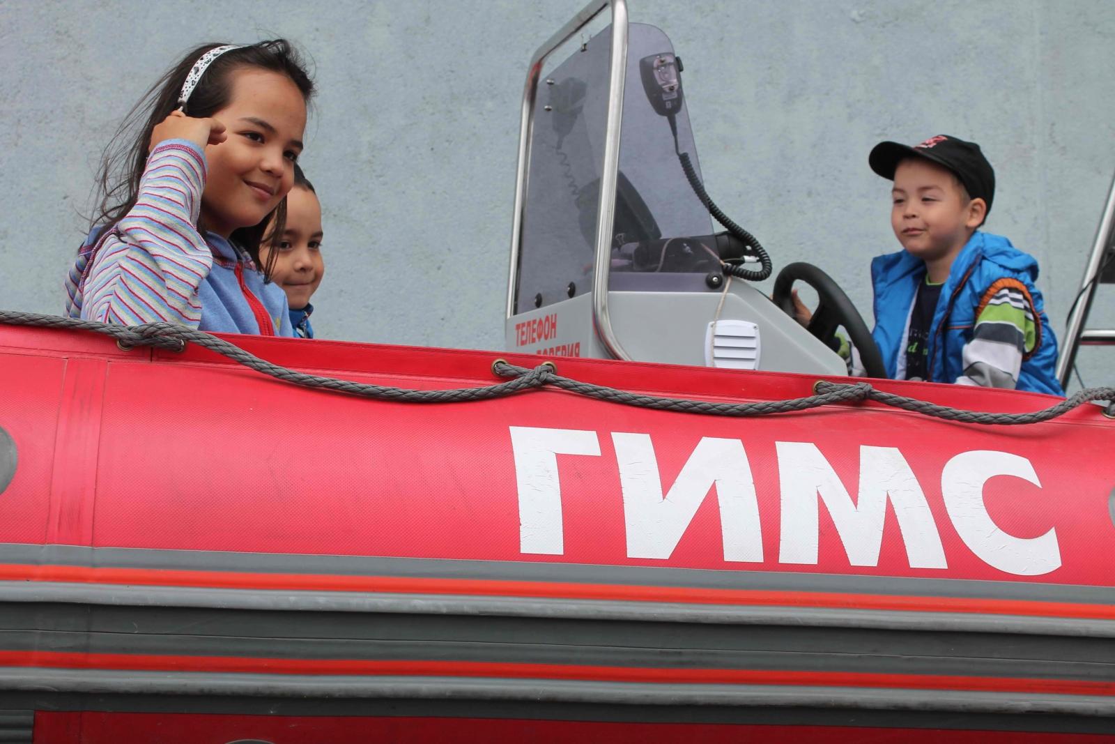 День безопасности на воде, 16 июня 2015 года