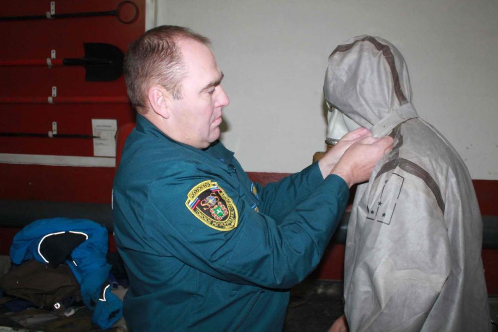 В Томске прошла «Международная школа безопасности». Ее участниками стали волонтеры молодежной организации Федерального агентства по технической помощи THW-Jugend (Германия), 19-26 октября 2016 года.