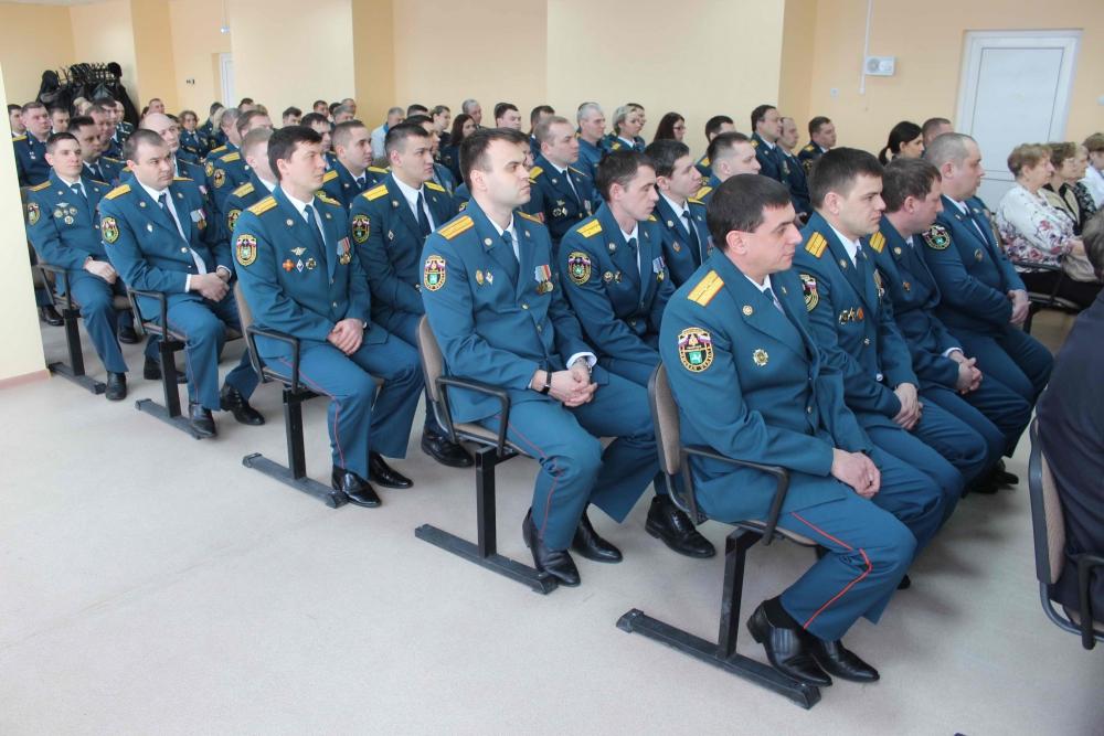 Торжественное мероприятие, посвященное Дню защитника Отечества (22 февраля 2019 года)