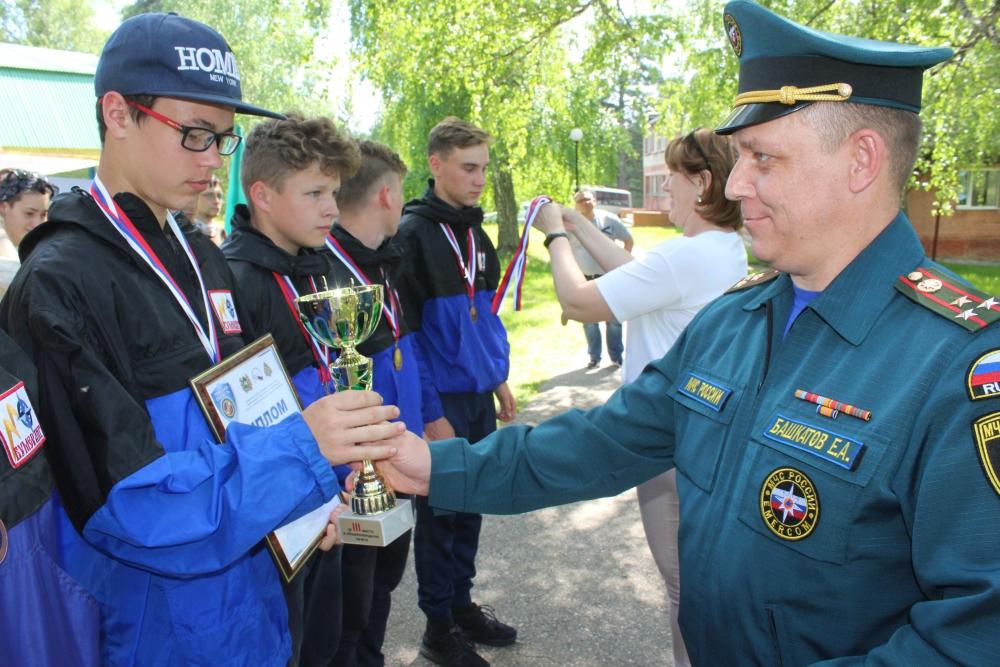 Региональный этап соревнований «Школа безопасности», 20-22 июня 2019 года (22 июня 2019 года)