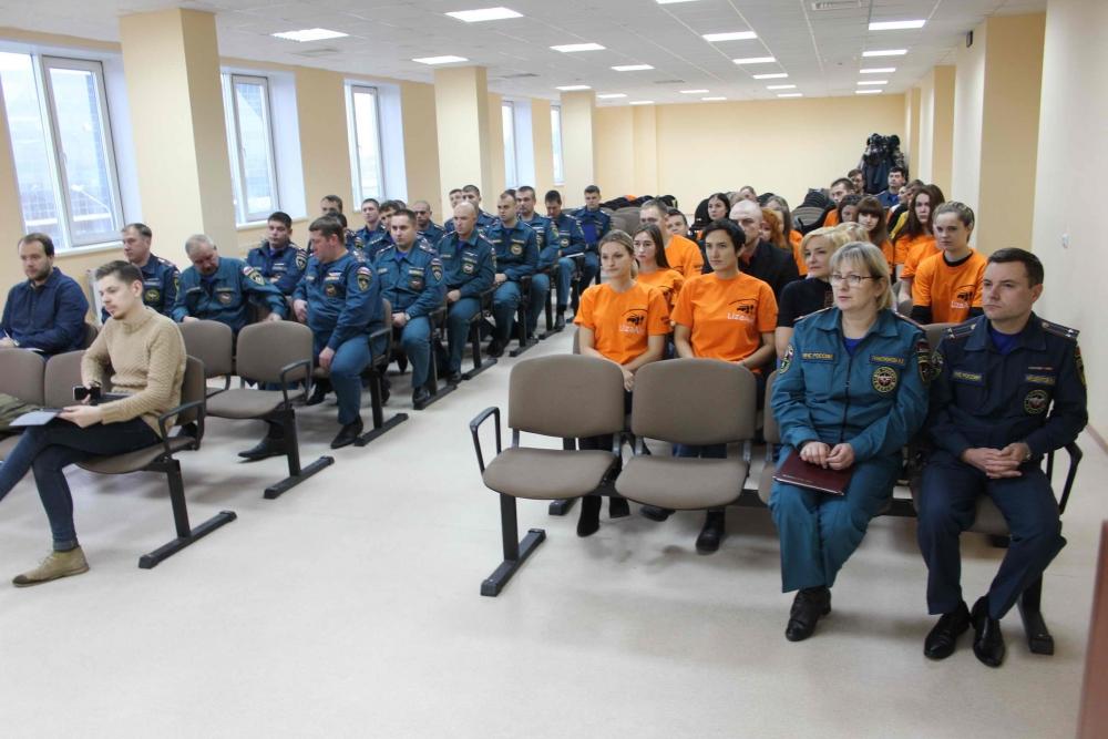 Торжественное мероприятие, посвященное трехлетию со дня образования регионального отделения поисково-спасательного отряда «Лиза Алерт»
