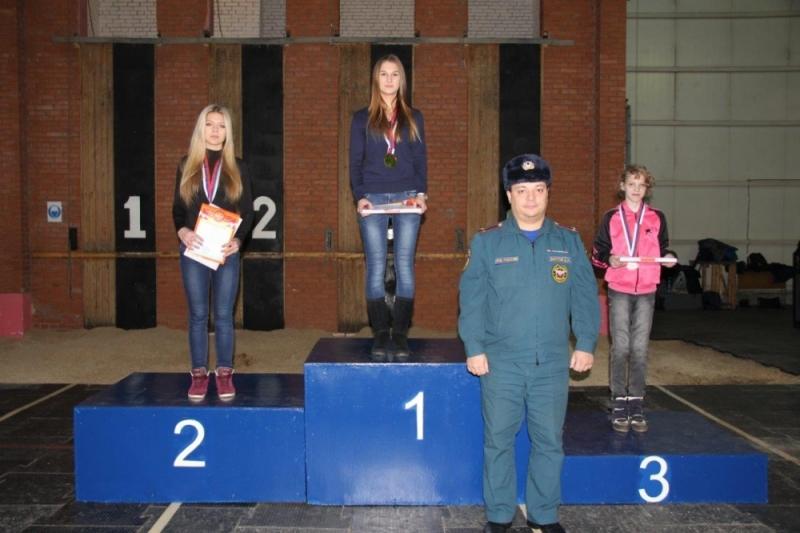 Чемпионат по ППС, посвященный памяти В.Т. Кишкурно и 25-летию МЧС России