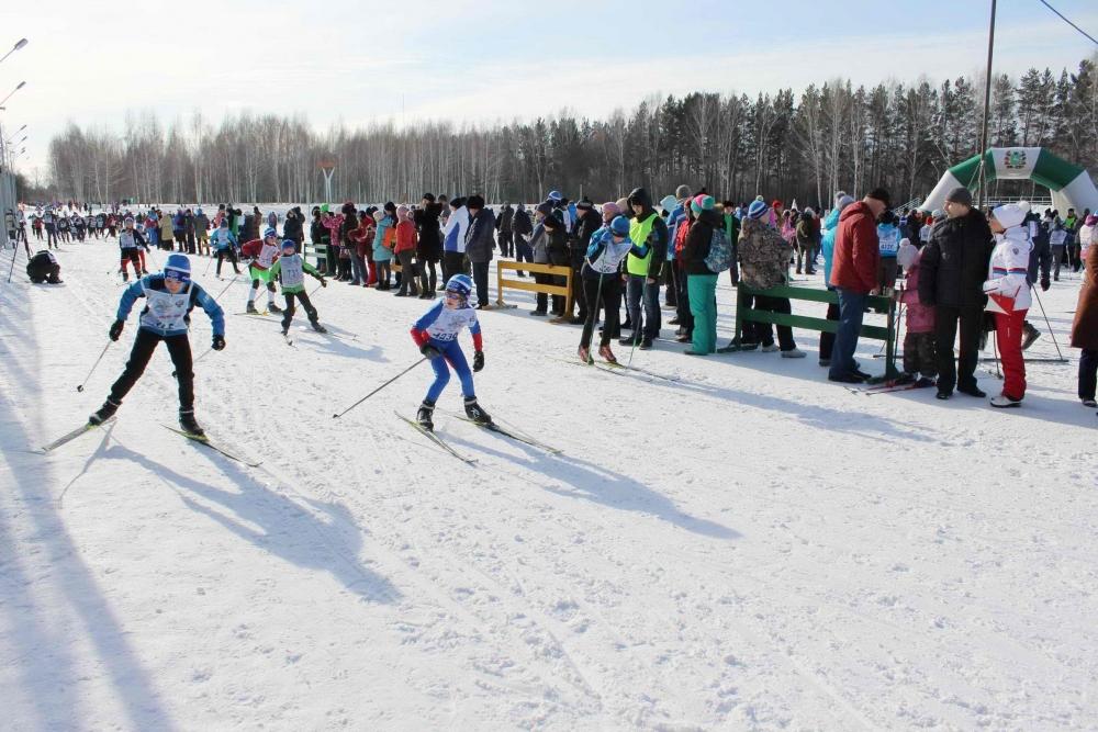 Сотрудники МЧС приняли участие в XXXIV Всероссийской массовой лыжной гонке «Лыжня России-2016», 12 марта 2016 года