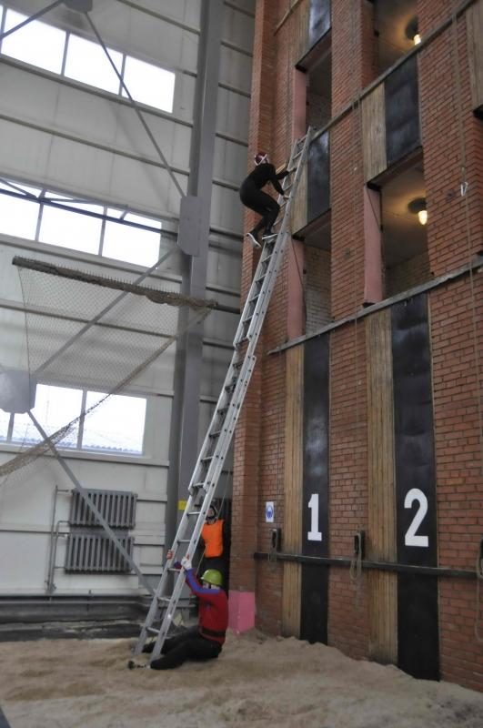 Соревнования по пожарно-прикладному спорту среди пожарных частей ФГКУ «Специальное управление ФПС №8 МЧС России», а также среди членов детско-юношеского клуба «Спасатель», посвященные Году пожарной охраны, 15 апреля 2016 года