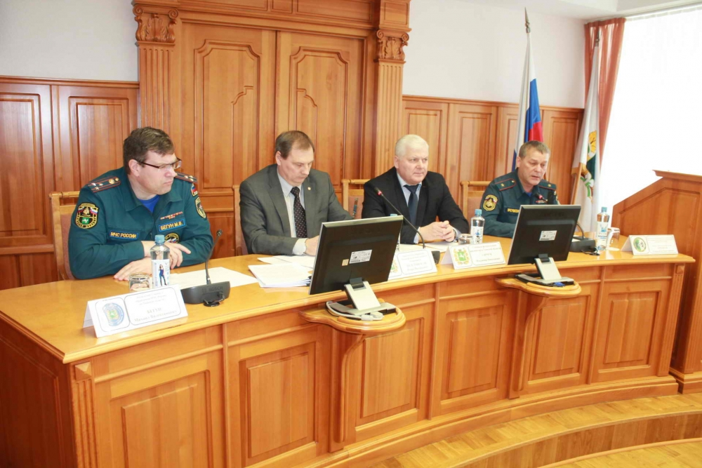 Межведомственная комиссия Сибирского федерального округа завершила работу в Томской области, 23 марта 2016 года