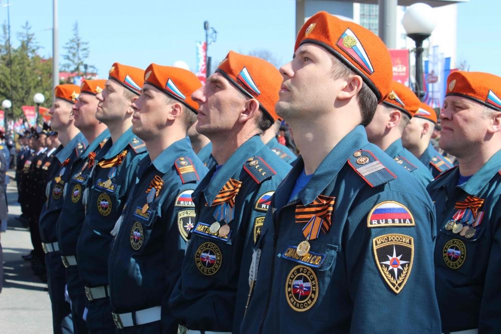 73-я годовщина Победы в Великой Отечественной войне