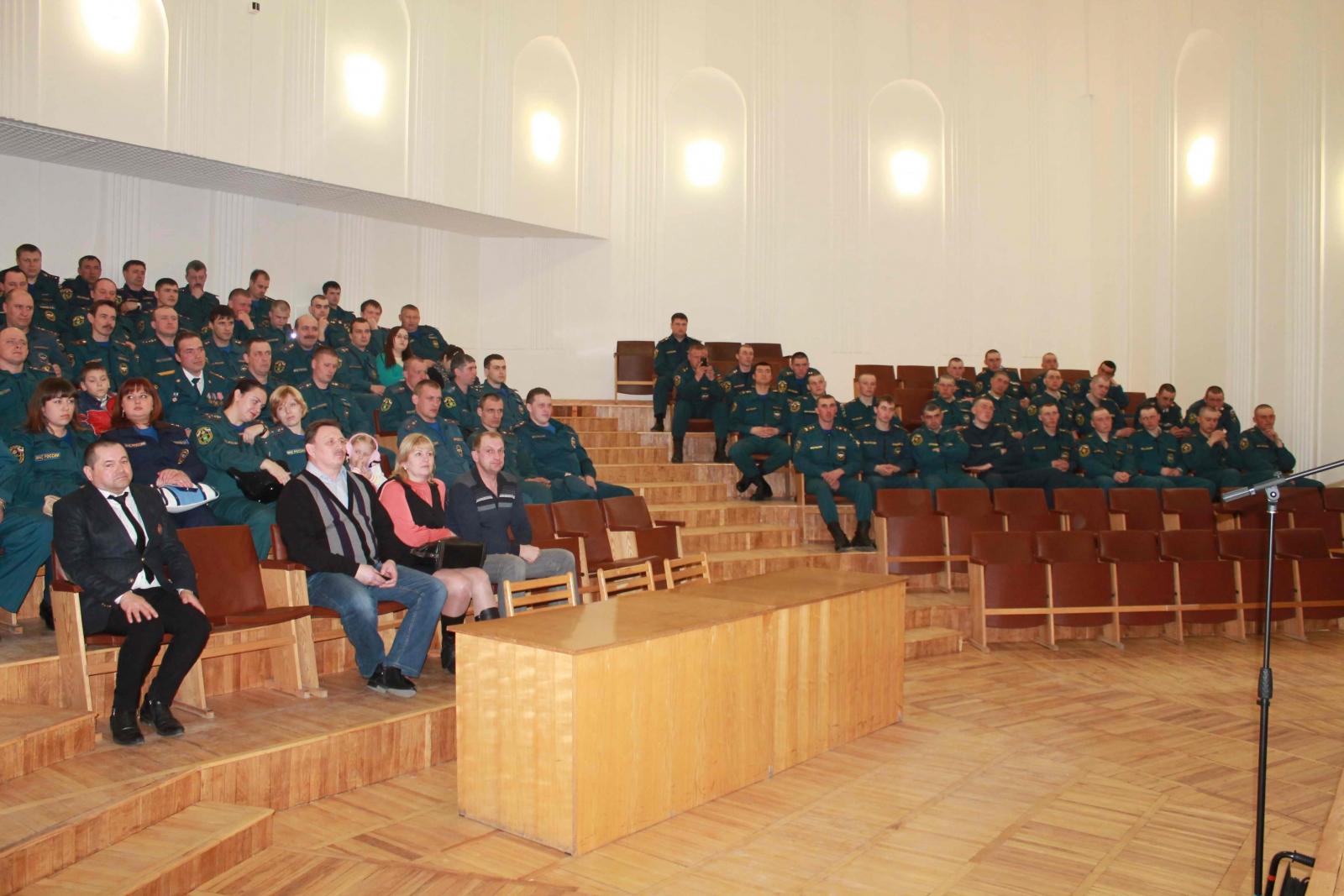 Творческая встреча с народным артистом России Николаем Бурляевым, 18 апреля 2015 года