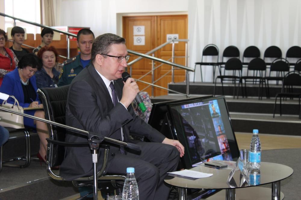 Публичные слушания по применению риск-ориентированного подхода при проведении проверок МЧС