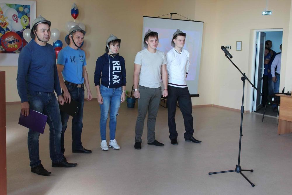 КВН среди подразделений федеральной противопожарной службы г. Томска