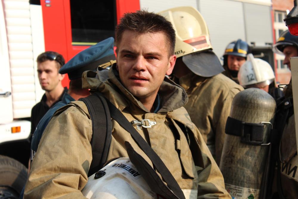 Минута, чтобы спасти жизнь. Как в Томске работают пожарные.