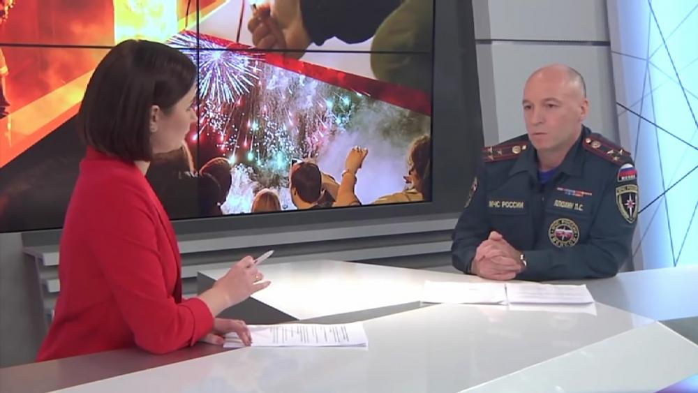 О реагировании пожарно-спасательных формирований в период новогодних праздников