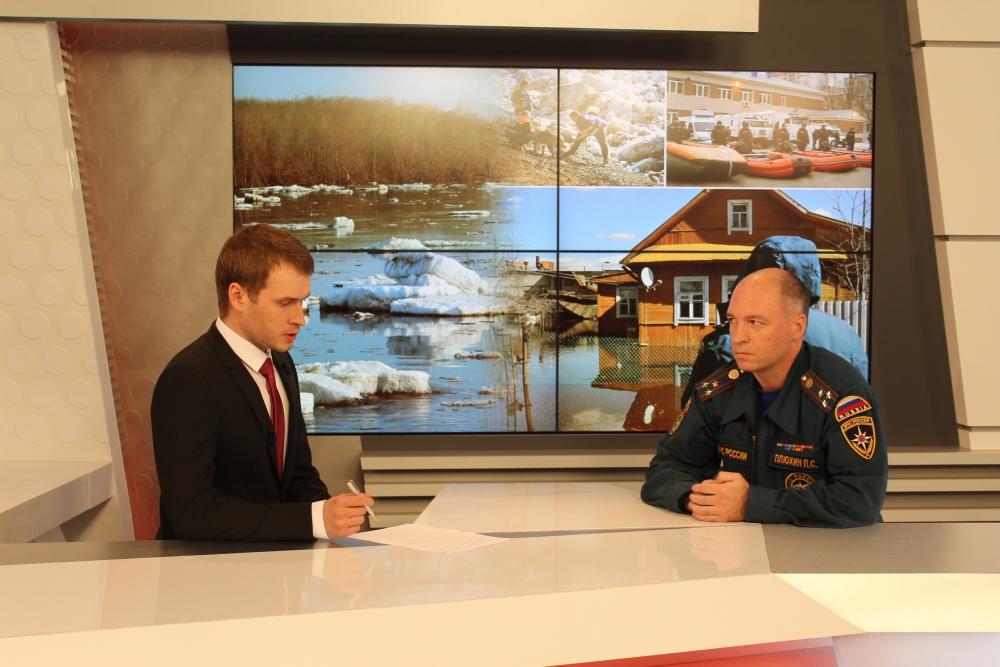 Паводковая ситуация в Томской области не вызывает опасений