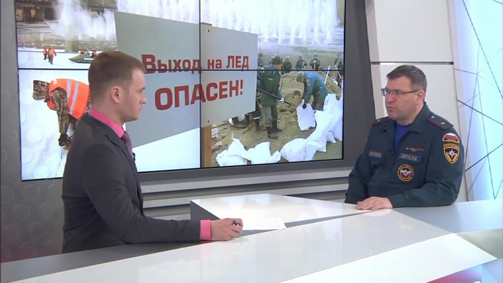 В Томской области ведется активная подготовка к весеннему половодью
