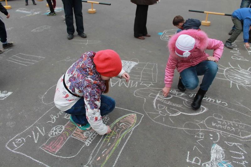 """Детское спортивно-обучающее мероприятие «Будь готов!» в торговом центре """"Волна"""""""