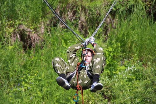 """VIII Межрегиональный полевой лагерь """"Юный спасатель"""". Поисково-спасательные работы в природной среде"""