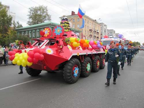 VI Томский Карнавал.
