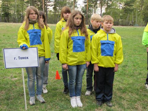 """Соревнования """"Школа безопасности - 2012"""". Первый день"""
