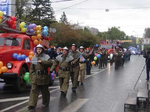 Пятый томский карнавал