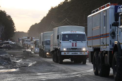 Прибытие военнослужащих 653 Спасательного центра МЧС России для участия в противопаводковых мероприятиях