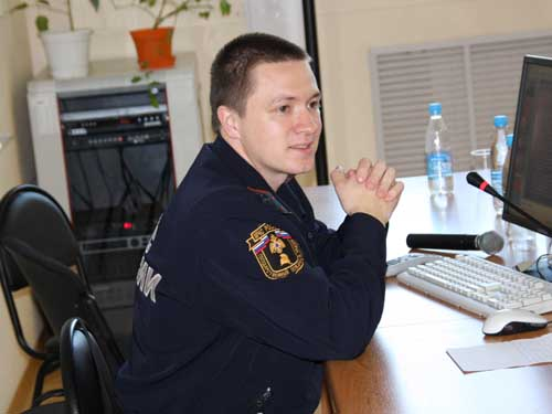 Семинар в ТПУ по Техническому регламенту о требованиях пожарной безопасности