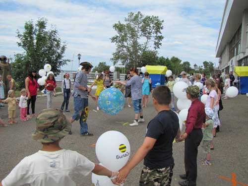 День безопасности на воде в Томске