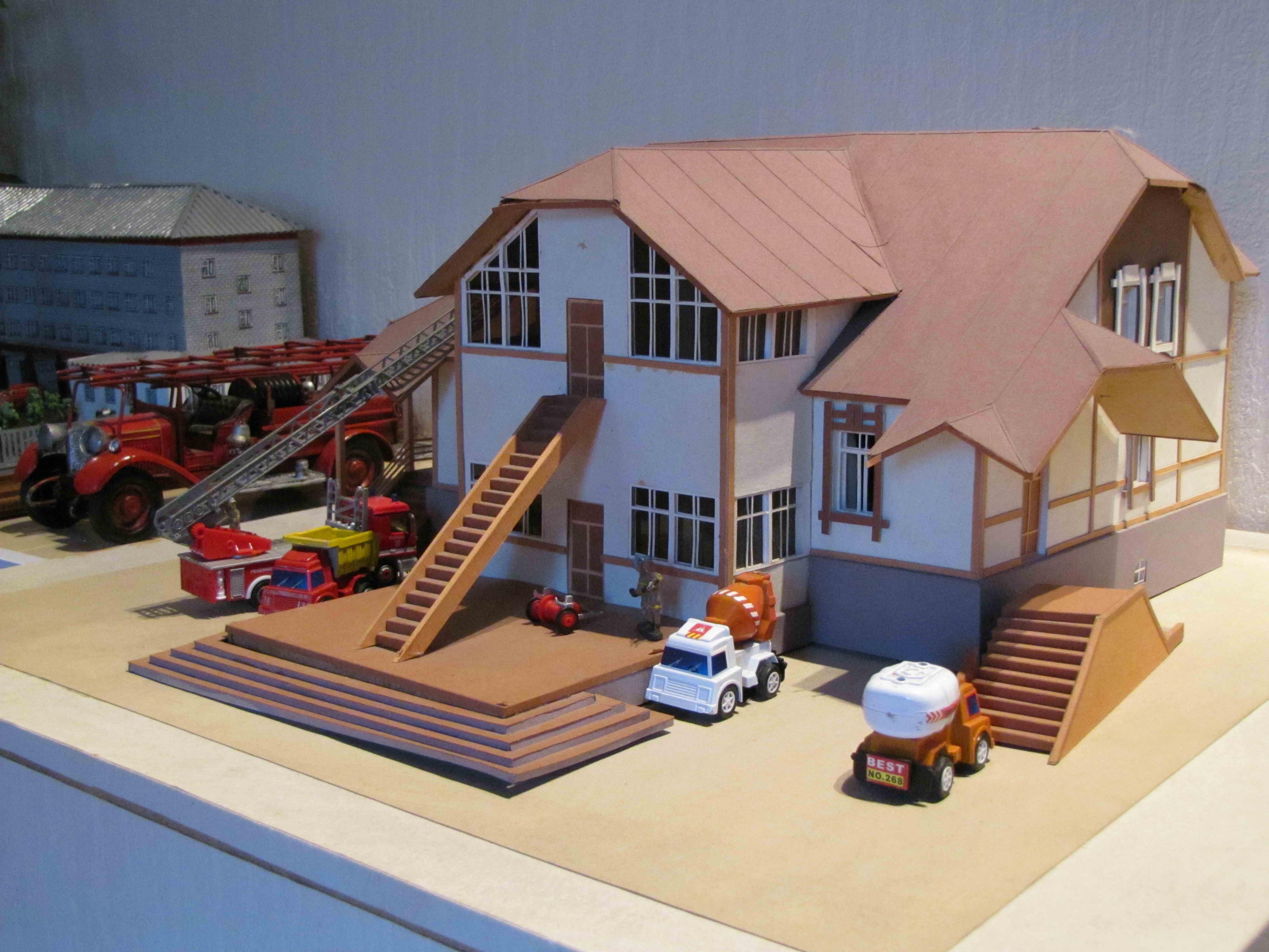 Музей истории пожарной охраны Томской области