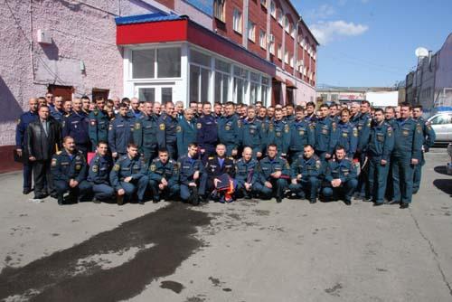 Учебно-методический сбор по итогам работы Главного управления за 1 квартал 2012 года, 25-26 апреля 2012 года