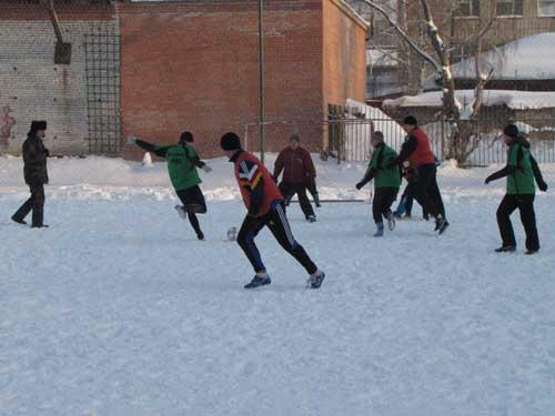 Турнир по мини-футболу, посвященному 20-летию со дня образования МЧС России