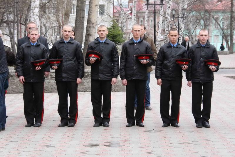 Памятный митинг, приуроченный к 28-й годовщине аварии на Чернобыльской атомной электростанции