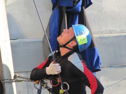 VII Томские областные открытые соревнования смен спасателей