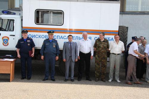 День безопасности на воде. 28 лет Государственной инспекции по маломерным судам МЧС России