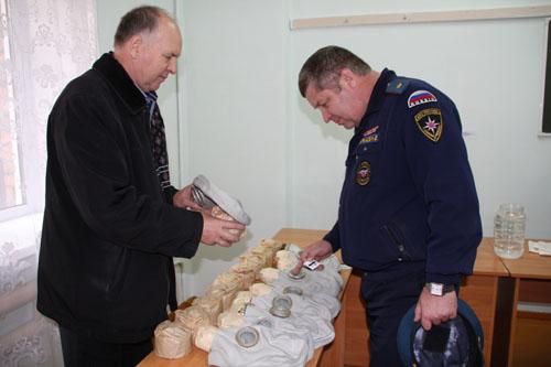 Тренировка по гражданской обороне в ТГПУ