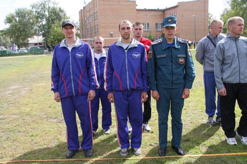 XI областные соревнования по пожарно-прикладному спорту в с. Подгорное Чаинского района. Третий день