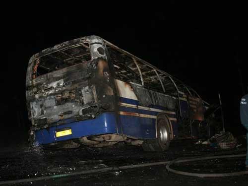 Дорожно-транспортное происшествие на 52 км трассы М-53 в Новосибирской области. Погибли 6 человек.