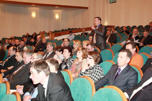 Учебно-методический сбор с руководителями МО Томской области по вопросам обеспечения безопасности населения Томской области