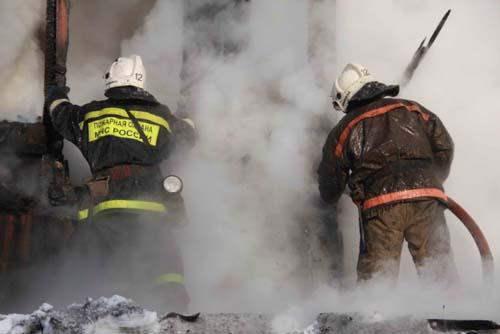 Пожар на пер. Флотском, 4