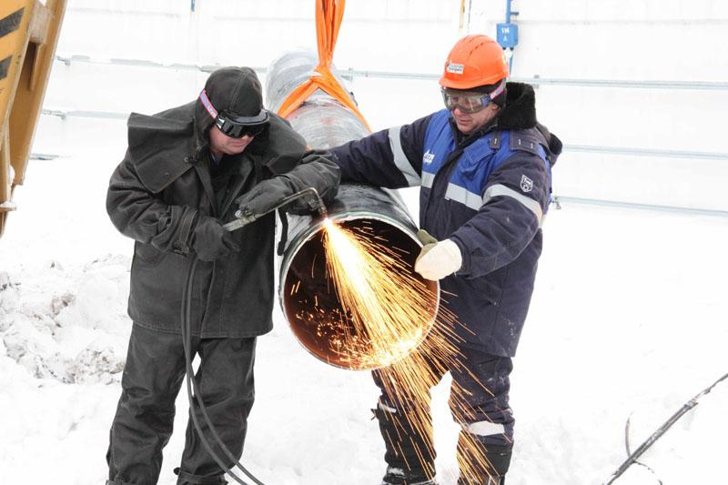 Учебно-методический сбор по подведению итогов деятельности ТП РСЧС Сибирского федерального округа. Учения по ликвидации аварии на объекте магистрального газопровода