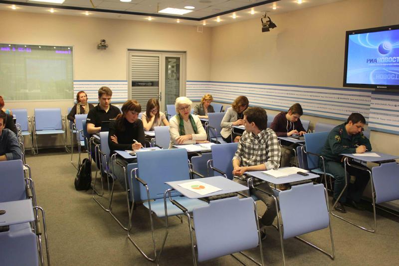 Пресс-конференция в РИА Новости по подготовке к летнему детскому оздоровительному сезону