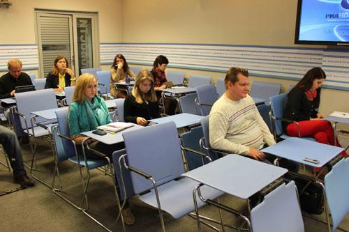 Пресс-конференция в медиацентре РИА Новости по подготовке к Всероссийской тренировке по гражданской обороне