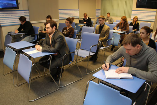 Пресс-конференция в РИА Новости по созданию системы экстренного оповещения населения в Томской области