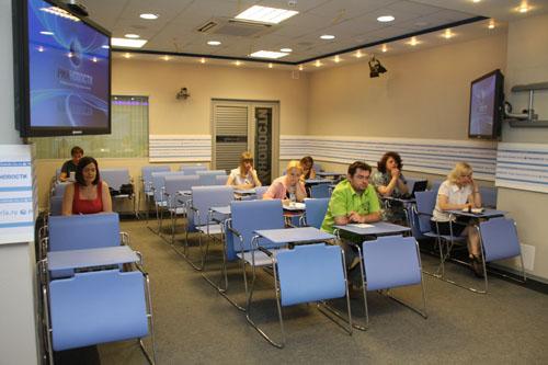 Пресс-конференция в медиацентре РИА Новости по обеспечению безопасности на водных объектах Томской области