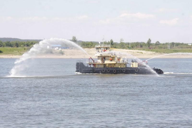 День безопасности на воде-