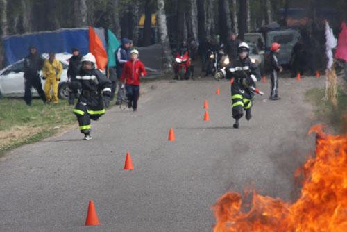 """Соревнования """"Школа безопасности - 2012"""". Третий день"""