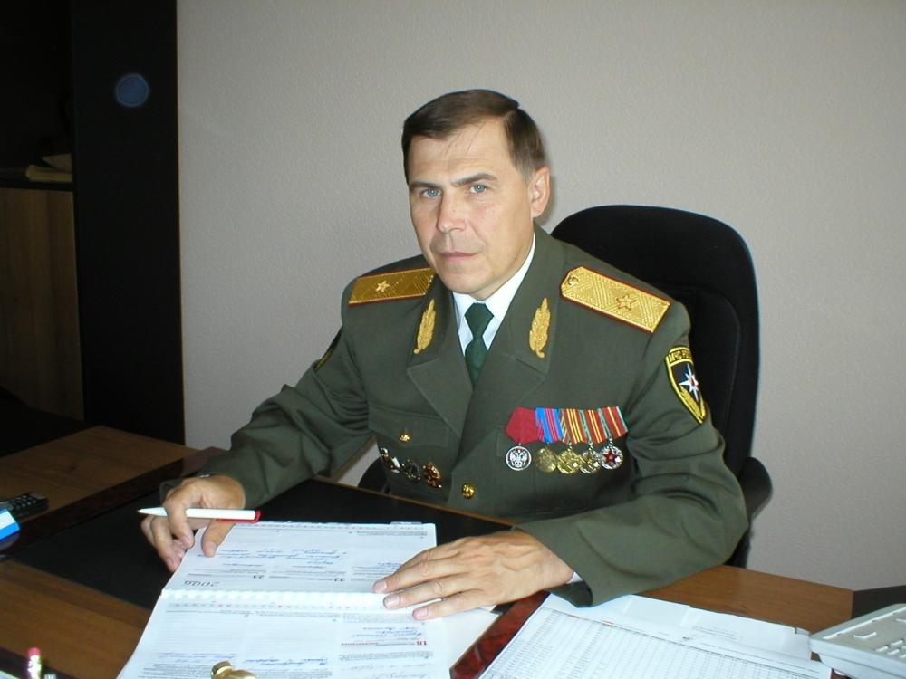 Комаров Сергей Юрьевич