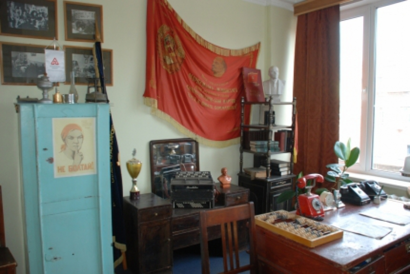 Музею пожарной охраны Красноярского края исполнилось 50 лет.  Ждем Вас в нашем Музее!