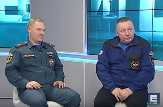 Как проходила спасательная операция при прорыве дамбы на р. Сейба Курагинского района